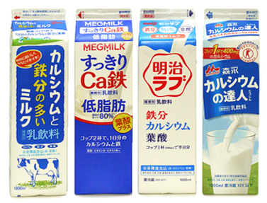 Non-Milk Products
